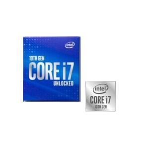 Intel 10th Gen Comet Lake Core i7-10700K Processor 16M Cache, up to 5.40 GHz