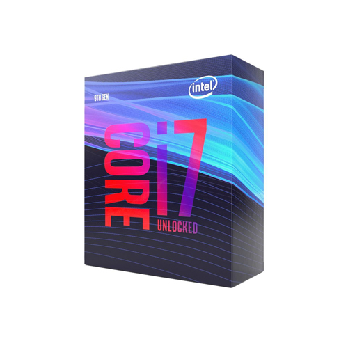 Intel Core i7-9700K Coffee Lake 8-Core 3.6 GHz Desktop Processor