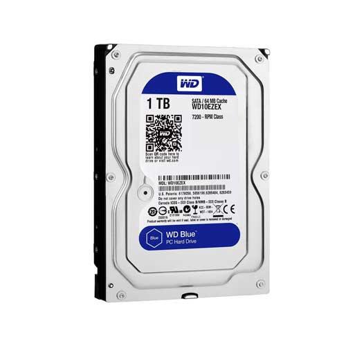 Western Digital Caviar Blue 1TB Internal Hard Drive WD10EZEX