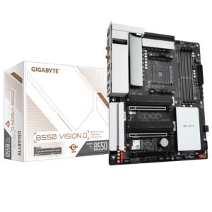 GIGABYTE B550 VISION D (rev. 1.0)