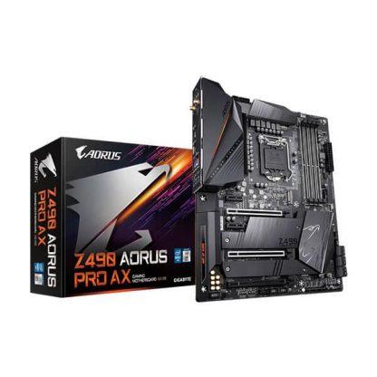 Gigabyte Z490 AORUS PRO AX (Wi-Fi)