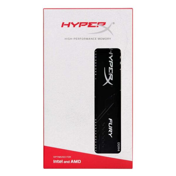 HyperX FURY 16GB 3600MHz DDR4 CL18 DIMM BLACK RAM (HX436C18FB4/16)