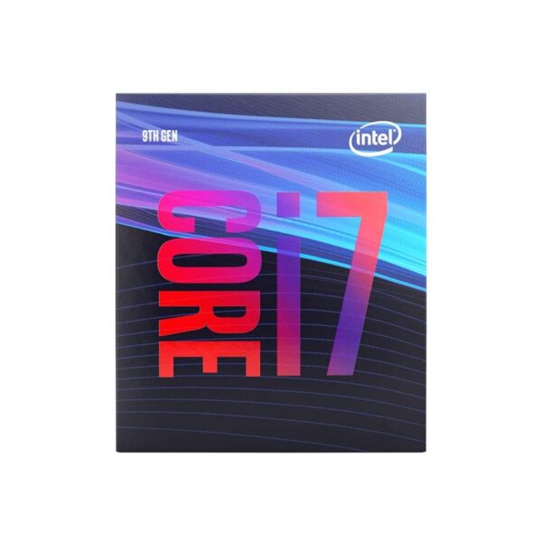 INTEL CORE I7 9700 9TH GENERATION PROCESSOR (12M CACHE, UP TO 4.70 GHZ)