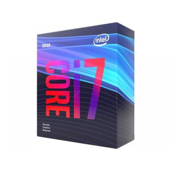 INTEL CORE I7 9700F 9TH GENERATION PROCESSOR (12M CACHE, UP TO 4.70 GHZ)