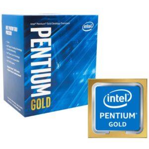 INTEL PENTIUM GOLD G5400 PROCESSOR (4M Cache, 3.70 GHz)