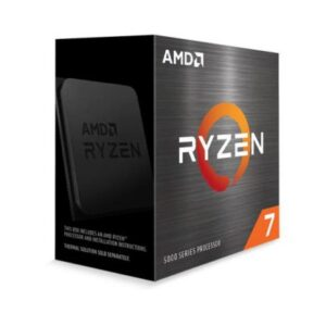 AMD RYZEN 7 5800X PROCESSOR