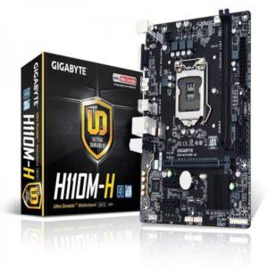 Gigabyte GA-H110M-H (Rev. 1.0)
