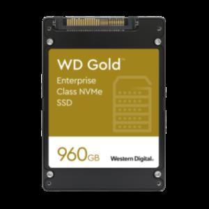 WD GOLD ENTERPRICE CLASS NVMe SSD