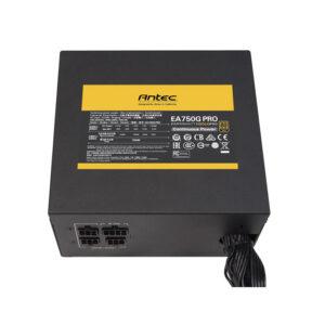 ANTEC EA750G Pro Smps – 750 Watt 80 Plus Gold Certification Semi Modular Psu