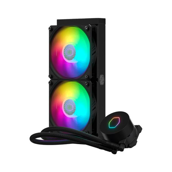 COOLER MASTER MasterLiquid ML240L ARGB V2 CPU Liquid Cooler (MLW-D24M-A18PA-R2)