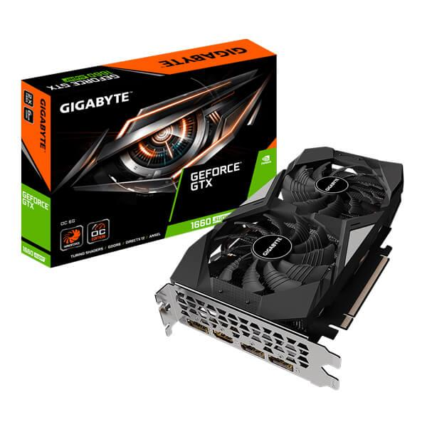 GIGABYTE GTX 1660 SUPER OC 6GB