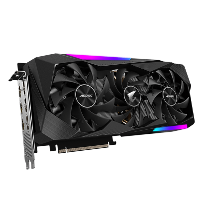 AORUS GeForce RTX 3070 MASTER 8G GRAPHICS CARD (GV-N3070AORUS M-8GD)