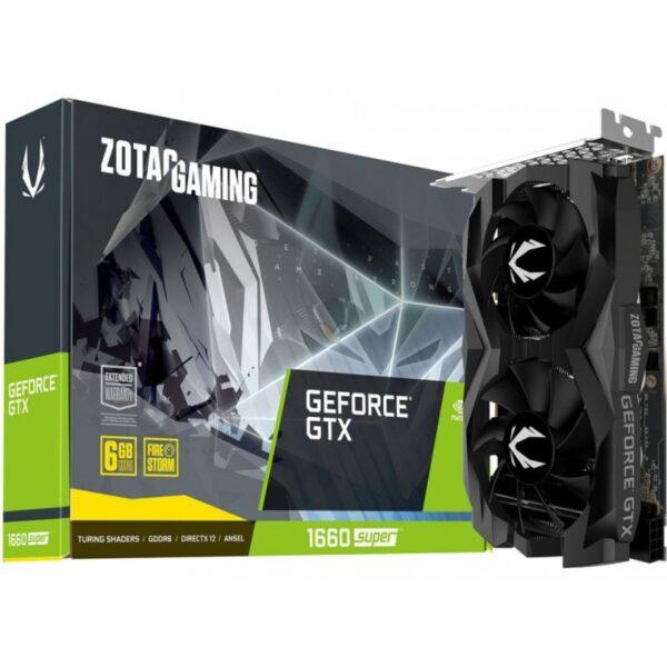 ZOTAC GAMING GEFORCE GTX 1660 SUPER 6GB GDDR6