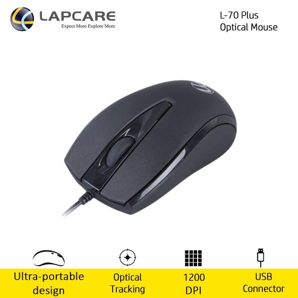 LAPCARE USB MOUSE (L70+)