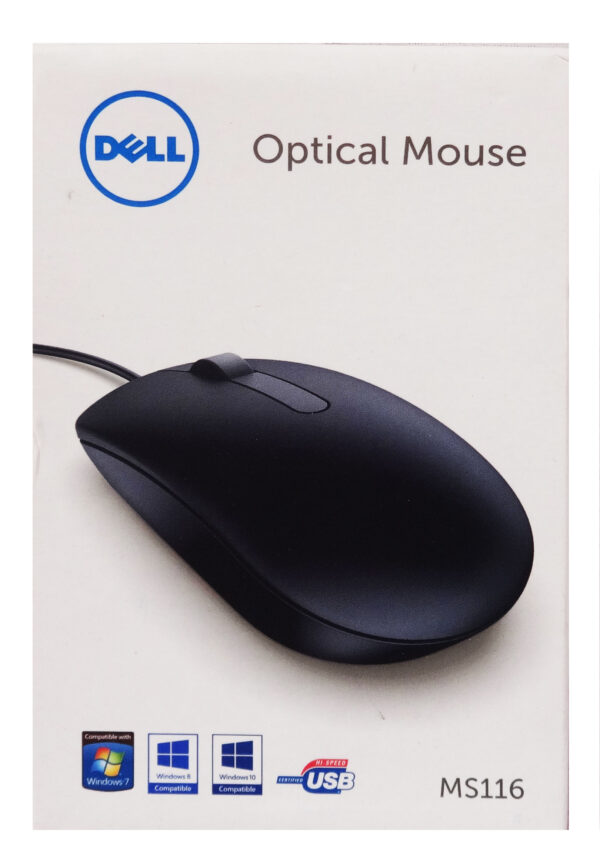 DELL OPTICAL MOUSE (MS116)