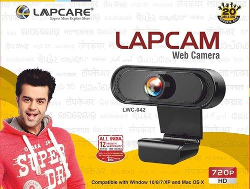 LAPCARE WEBCAM 720P HD (LWC-042)