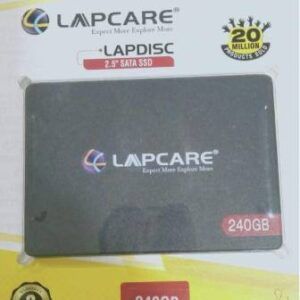 LAPCARE 2.5″ SATA SSD 240GB (LOSDGT7502)